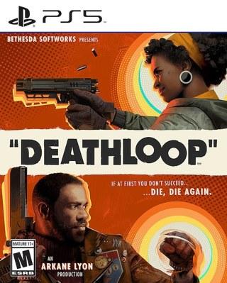 DEATHLOOP Standard Edition - PS5 PlayStation 5 (BRAND NEW)