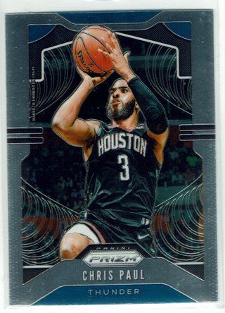 Chris Paul 2019-20 Prizm Houston Rockets