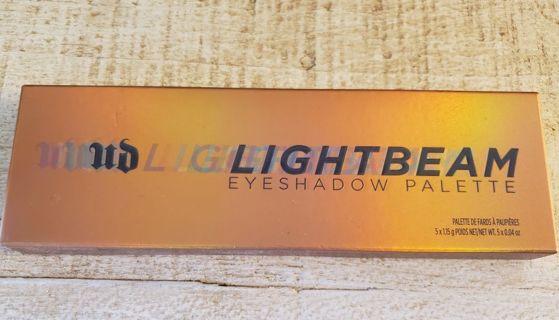 Urban Decay Lightbeam Eyeshadow Palette
