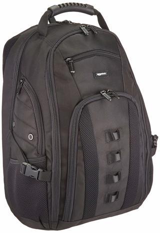 Amazonbasics Travel 17 Inch Laptop Computer Backpack