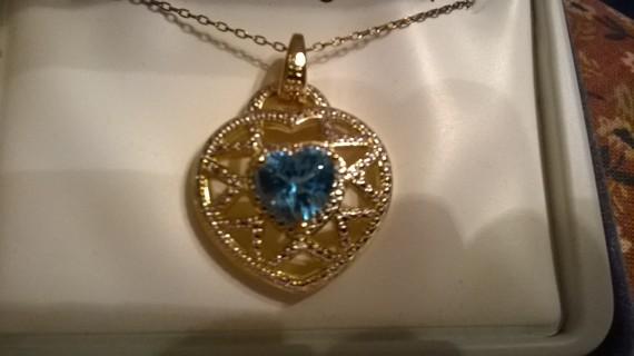 Retails $190 new Pendant Necklace