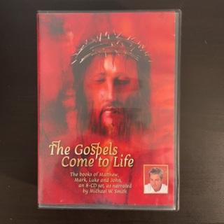 The Gospel Comes to Life - 8 CD Set