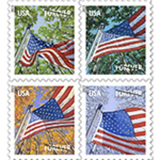 Forever Postage Stamps - 4