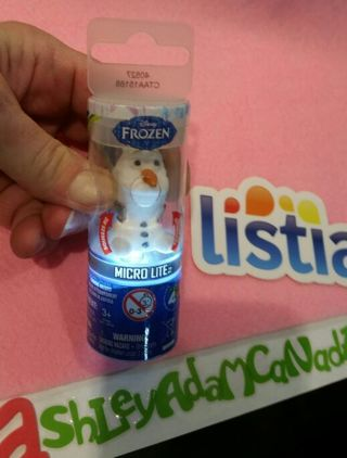 Olaf from Frozen NEW Micro Lite