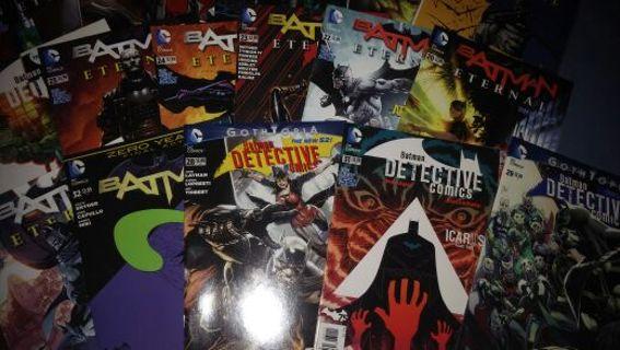 Batman Comics. Lot of 23. Winner gets all