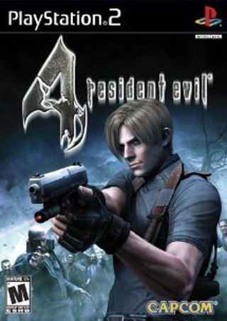 Resident Evil 4 PS2 Game! LOW GIN!