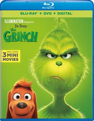 The Grinch (Digital HD Download Code Only) **Christmas** **Dr. Seuss**