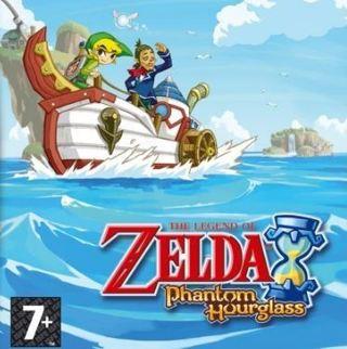 The Legend of Zelda: Phantom Hourglass - Wii U [Digital Code] Nintendo