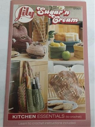 Kitchen Essentials Crochet Patterns