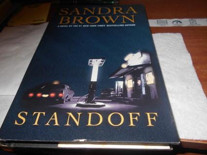 Standoff  By Sandra Brown Hardback