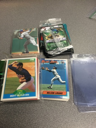 Free Stack Of Trading Cards Sports Trading Cards Listia