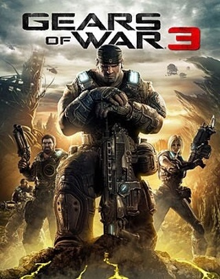 GEARS OF WAR 3 DIGITAL REDEMPTION CODE FOR XBOX ONE OR XBOX 360