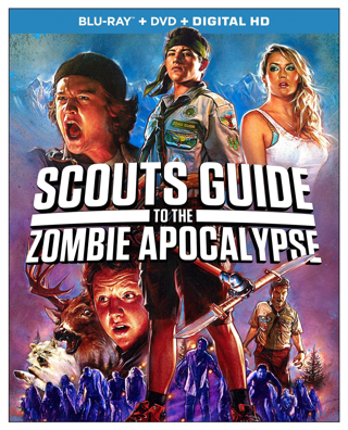 Scouts Guide to the Zombie Apocalypse HD Digital Code