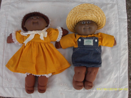 cabbage patch doll value 1986