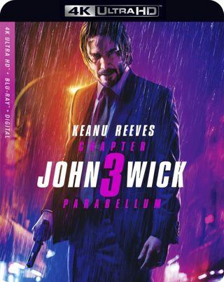 John Wick: Chapter 3 - Parabellum (Full Movie Digital Download - 4k Ultra HD)