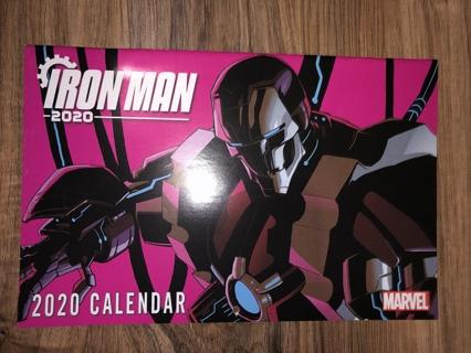 Marvel Comic Calendar 2020