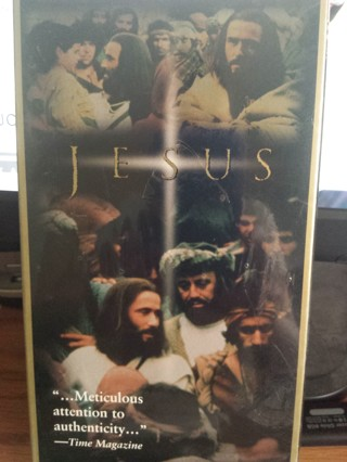 Movie - JESUS on VHS