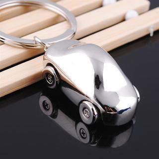Fashion 3D Simulation Car Model Keychain Alloy Key Chain Ring Keyring Gift