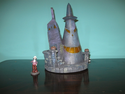 free hawthorne village the nightmare before christmas conehead house