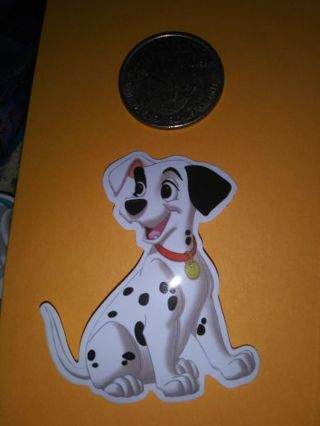 Dalmatian new labtop sticker adorable lowest gins! No refunds! No lower