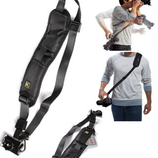 Fast Delivery - New Quick Rapid Shoulder Sling Belt Neck Strap #3