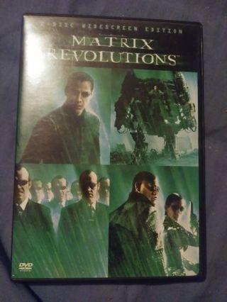 Matrix revolutions. The Exorcism of Emily Rose
