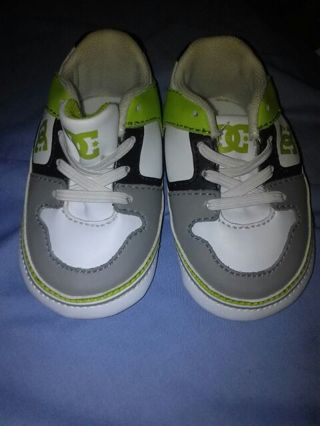Size 3 DC baby shoes