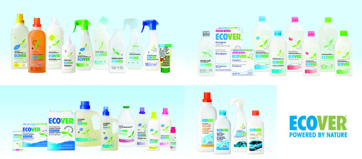 =>Coupon for FREE ECOVER Cleaning Product<=