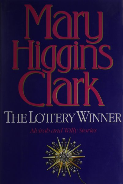 a book report of the lottery winner by mary clark