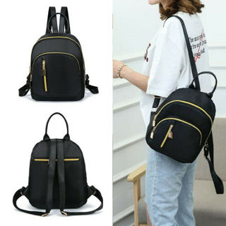 Women Backpack Travel PU Leather Handbag Girls Rucksack Shoulder School Bag