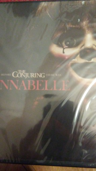 The Conjuring of Annabelle/ unopened