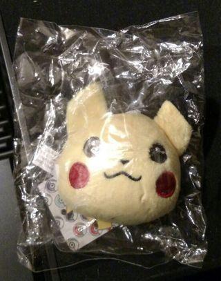 BNIP Pokemon Picachu keychain