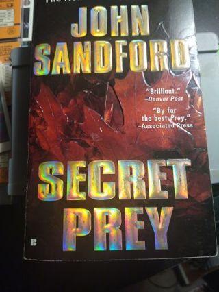 Secret Prey: John Sandford: Paperback