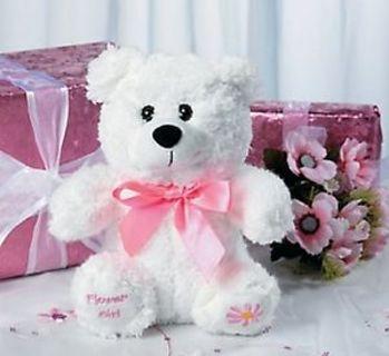 Free Flower Girl Plush Bear Wedding Souvenir Wedding Listia