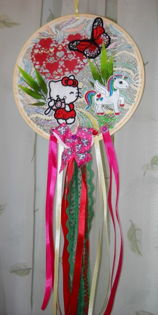 Hello Kitty and Friends Hanging Decor