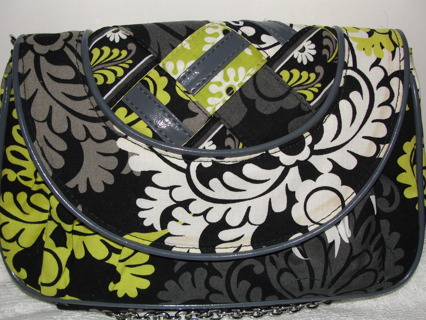 Vera Bradley Chain Bag from the Criss Cross Collection