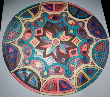 Picture that I Colored