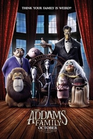 Addams family iTunes code