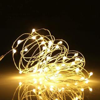 100 LED Christmas Light Strand (33 Ft)
