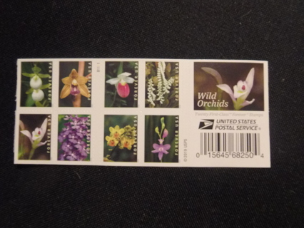 20 Forever Stamps - Wild Orchids