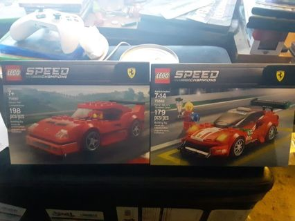 LEGO Speed Champions Lot