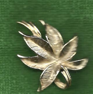 Nice Leaf Pin