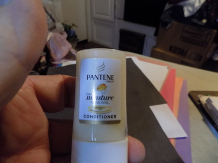 NEW Pantine daily moisture renewal conditioner sample