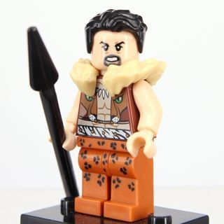 New Kraven The Hunter Minifigure Building Toy Custom Lego