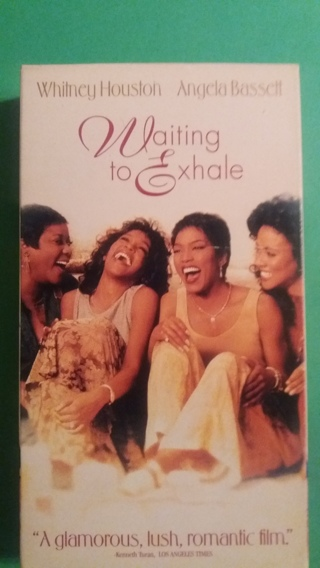 vhs waiting to exhale  free shipping