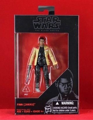 Finn Star Wars New in Box
