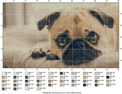 puppy pattern 18
