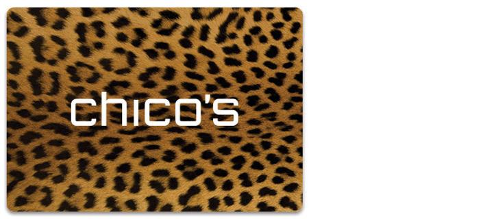 Chico's $10 ecard
