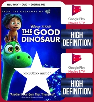 The Good Dinosaur ( HD GOOGLE PLAY CODE ONLY)