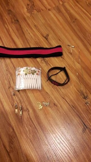 Mix costume jewelry lot